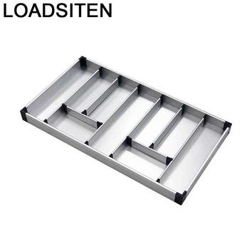 Przechowywanie organizator Kuchnia szuflada Kuchnia szuflada na danie Alacena organizator Keuken Rack Cozinha szafka kuchenna kosz tanie i dobre opinie LOADSITEN CN (pochodzenie) Metal