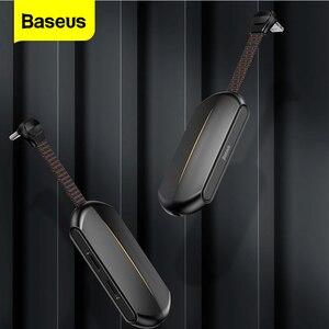 Image 1 - Baseus 3 في 1 USB نوع C OTG محول USB C إلى 18 واط سريع شحن جاك 3.5 مللي متر Aux سماعة OTG كابل محول لسامسونج نوت 10