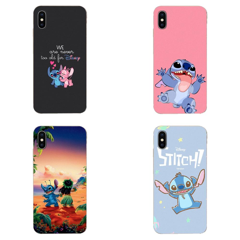 coque téléphone huawei y5 2019 stitch