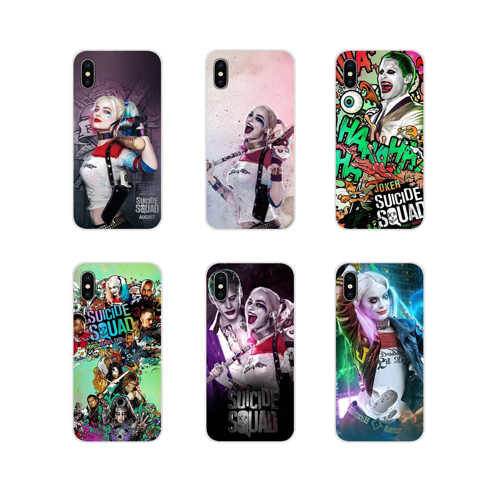 Harley Quinn Suicide Squad Mobile Phone Case <font><b>Covers</b></font> <font><b>For</b></font> Oneplus 3T 5T 6T <font><b>Nokia</b></font> 2 3 5 6 8 9 230 3310 <font><b>2.1</b></font> 3.1 5.1 7 Plus 2017 <font><b>2018</b></font> image