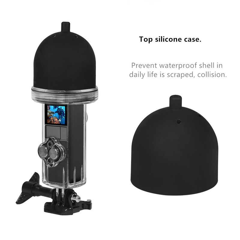 DJI Osmo Pocket Dive Case Housing Waterproof Case Protective Diving Case Shell selfie stick buoyancy floating rod mount gimbal