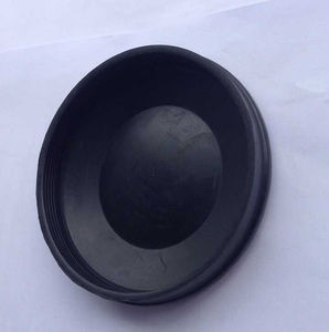 Image 4 - For Skoda Octavia  Headlight Back Cover Dust proof Waterproof Cover Headlamp Dust cover Rubber Cover 102mm