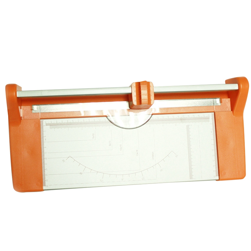 Precision Paper Trimmer Cutting Machine A4 A5 Cutter Photo Guillotine Card Scrapbooking Handwork DIY Photo Paper Office School S