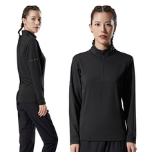 Gym Clothing Yoga-Top T-Shirt running Fitness Quick-Drying Breathable Women And Autumn