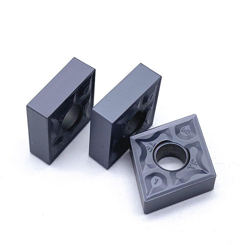 Купить с кэшбэком CNMG120404 TF IC907/IC908 carbide inserts External latter cutter turning tool cnc machine cutting tools tungsten carbide