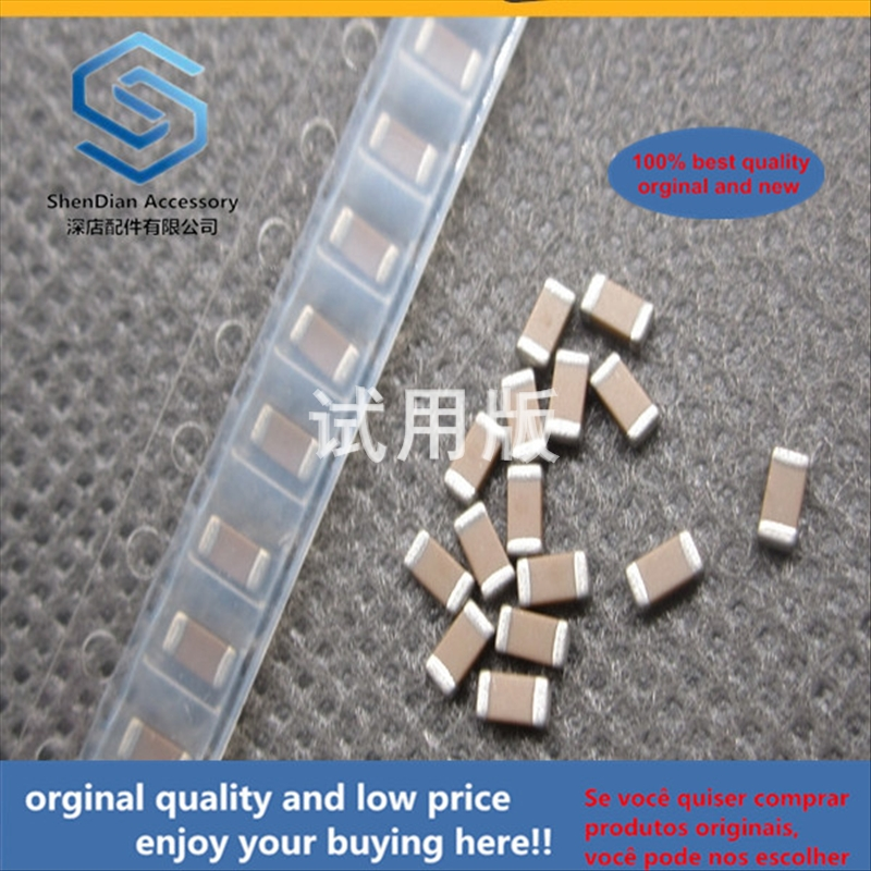 50pcs 100% Orginal New Best Quality SMD Ceramic Capacitor MLCC 1206 1UF 105Z 20% Y5V 50V Original