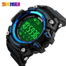 SKMEI relojes impermeables para hombre, reloj deportivo de exterior, Digital, militar, a la moda, electrónico, LED, masculino