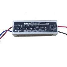 IP67 Наружное освещение Светодиодный драйвер 900 мА Постоянный ток выходное напряжение 18 в 21 в 24 в 27 в 30 в 33 в 36 В