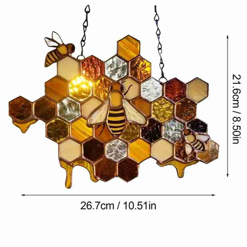 Queen Bee Protect Honey