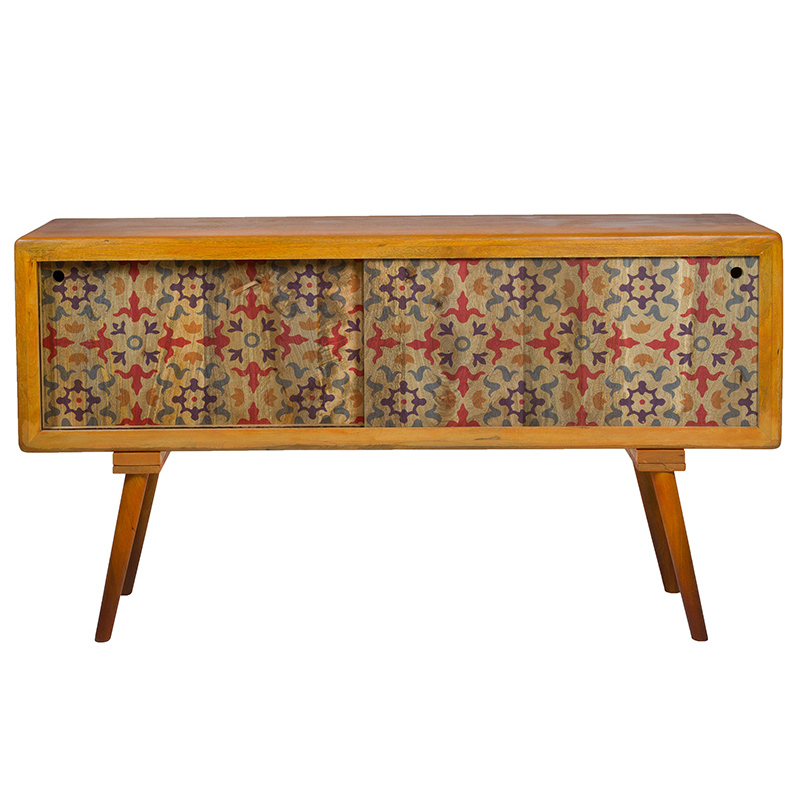 Console (160 X 35 X 85 Cm) Mango Wood - Poetic Collection