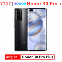 Original Honor 30 Pro + Plus + 5G teléfono Kirin 990 5G SoC 6,57