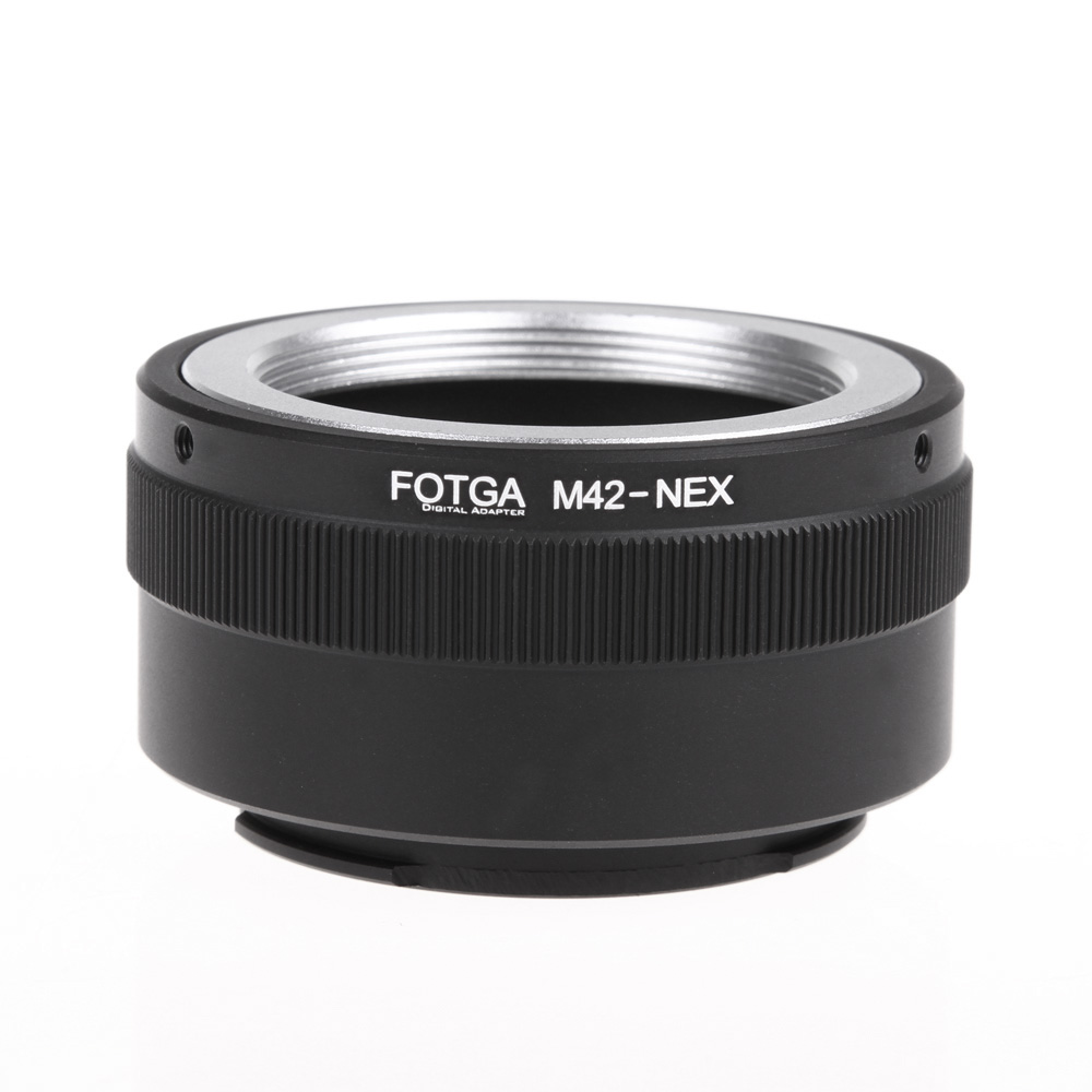 Best-selling Fotga M42 Adapter Ring Metal Lens Adapter For Sony NEX E-mount NEX NEX3 NEX5n NEX5t A7 A6000