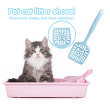 Scoop Cat-Litter-Shovel Feces-Supplies Pet-Cleanning-Tool Cat Sand Plastic for Dog Clean-Products