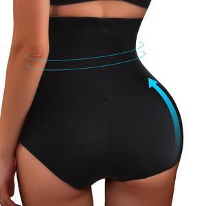 Image 4 - Sexy Women Waist Trainer Corset Belly Shapewear Lingerie Hip Booties Butt Lifter Body Shaper Bodysuit Shorts Panties Girdle