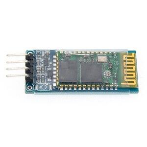 Image 5 - HC 05 HC 06 maître esclave 6pin/4pin anti inverse, module de passage série Bluetooth intégré, série sans fil pour arduino