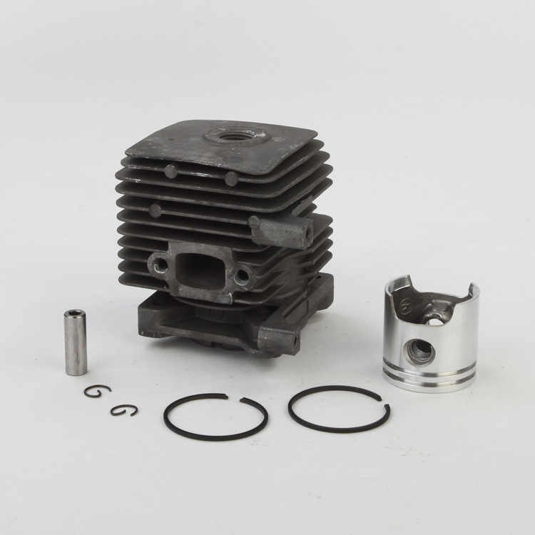 34mm Kolbensatz Ersatz Für Stihl BG45 HS45 HS81 FS45 FS38 FS55 BG46