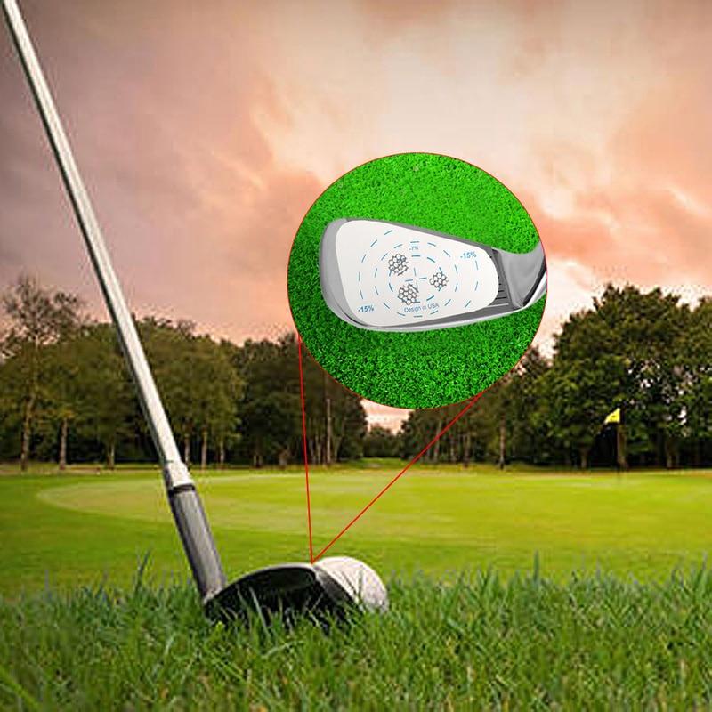 200 pcs pita impak golf gulungan besi label tangan kanan bola latihan - Golf - Foto 5