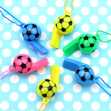 1Pcs Pet Dog Training Football Shape Whistle Dog Whistles Ultrasonic Supersonic Sound Pitch Quiet Trainning Whistles Pets