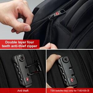 Image 5 - Tigernu Mochila Escolar de nailon a prueba de salpicaduras para hombre y mujer, Mochila para ordenador portátil de marca de calidad