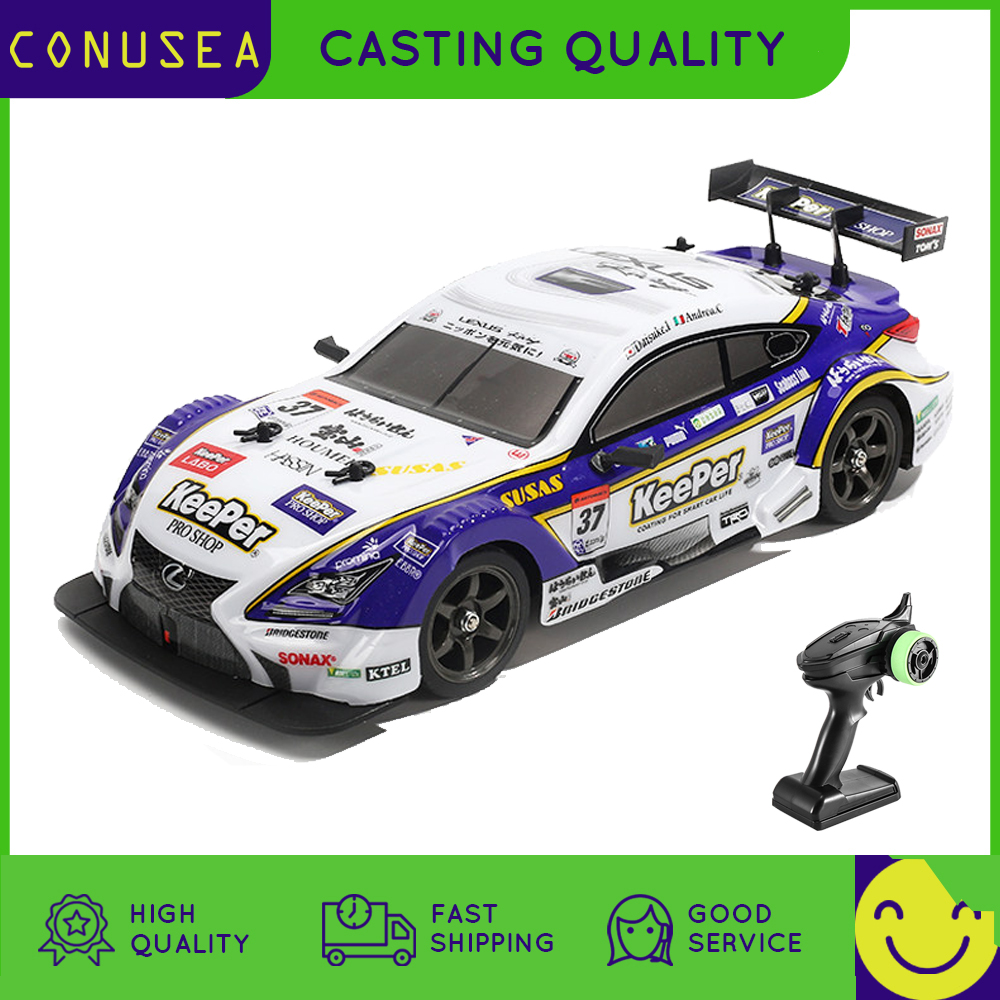 1:16 RC Car 2.4G 35KM/H High Speed Off Road 4WD Drift Racing Car Championship Vehicle Remote Control Electronic Kids Hobby Toys