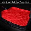 Автомобильные коврики на багажник для Mercedes Benz A B C E class W211 W212 W204 W205 W176 W169 W245 W246 6D всепогодные ковры для стайлинга автомобилей