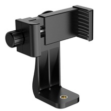 Mobile-Phone-Clip Desk-Tripod-Adapter Cellphone-Holder Screw Samsung 360-Degree Compatible