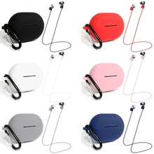 Silicone Case for huawei Freebuds Pro Cover Cases Multicolor Protective delicate X5QC