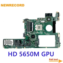 Laptop Motherboard Y560P Graphics Lenovo Ideapad DDR3 HD NEWRECORD for DAKL3EMB8E0 5650M