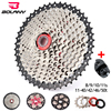 BOLANY 8s 9s 10s 11speed MTB Bike Cassette Mountain Bike Parts 11 40/42/46/50T Sprocket Derailleur Fit Shimano/SRAM