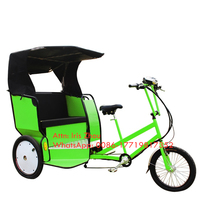 브러시리스 모터 전기 여객 전기 자동 인력거 판매