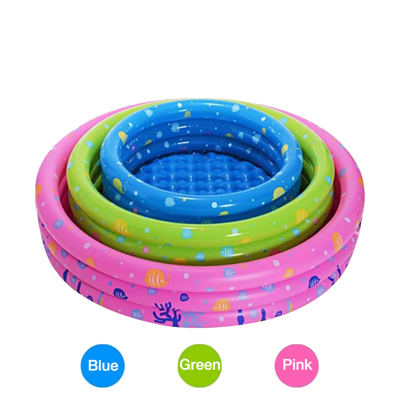 Portable Indoor Outdoor Baby Swimming Pool Inflatable Children Basin Bathtub Kids Pool Baby Ocean Ball Pool Toys For Children