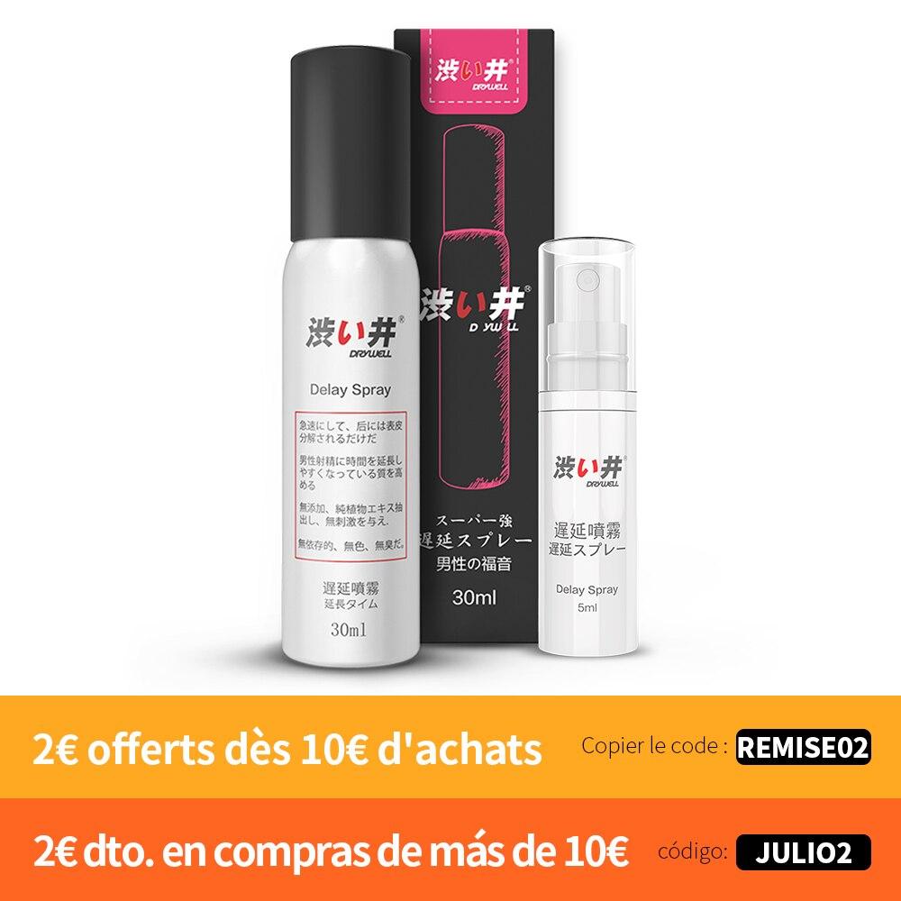 30ML+5ML Sex Delay Spray for Men Non-Numbing Male Delay Ejaculation Sex Spray Man Prolong Sprays Penis Premature Ejaculation 1