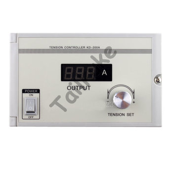 Magnetic Powder Tension Controller Tension Controller KD-200A Tension Controller Tension Meter фото