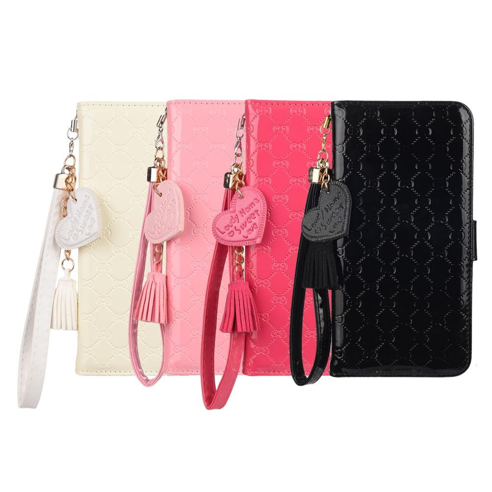 For Samsung <font><b>Galaxy</b></font> <font><b>S10E</b></font> S8 S9 S20 Plus S20 Ultra Note 8 9 10 Pro Glitter Wallet Leather Case Flip Stand Cover Mobile Phone Bag image