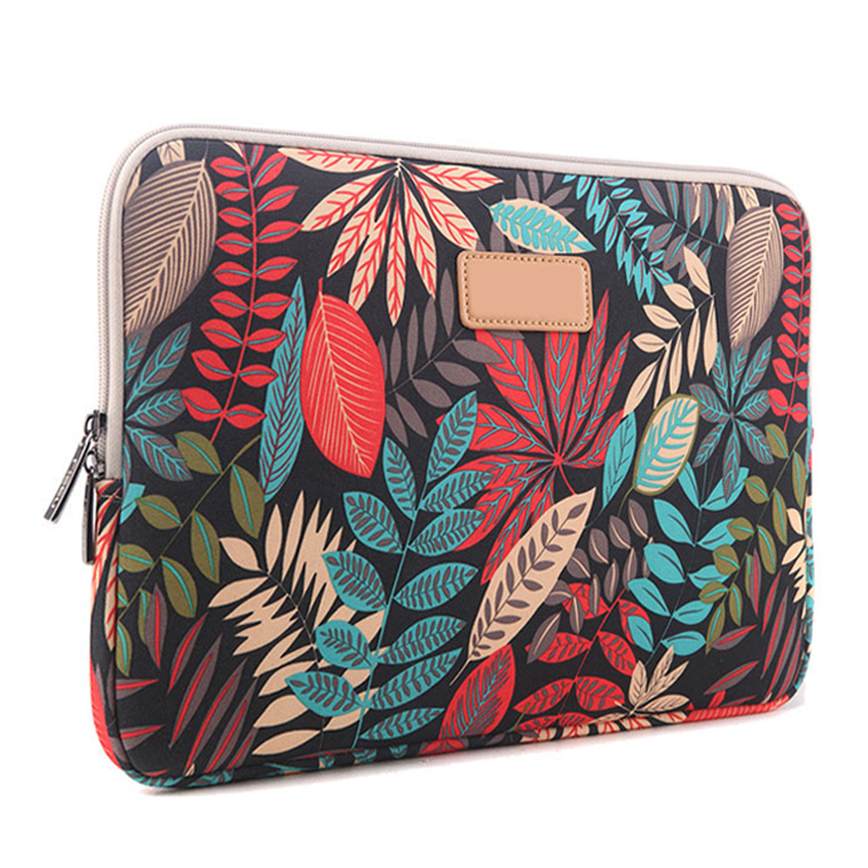 Fashion Canvas Notebook Case Bag <font><b>Laptop</b></font> Waterproof Portable <font><b>Sleeve</b></font> For 10 11 12 13.3 <font><b>14</b></font> 15.6 <font><b>inch</b></font> Macbook Acer hp ASUS Lenovo image