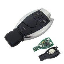 5 stücke smart key 3 taste NEC und BGA und WERDEN KYDZ remote key mit 315mhz 434MHZ für mercedes Benz Auto Fernbedienung Jahr 2000 +