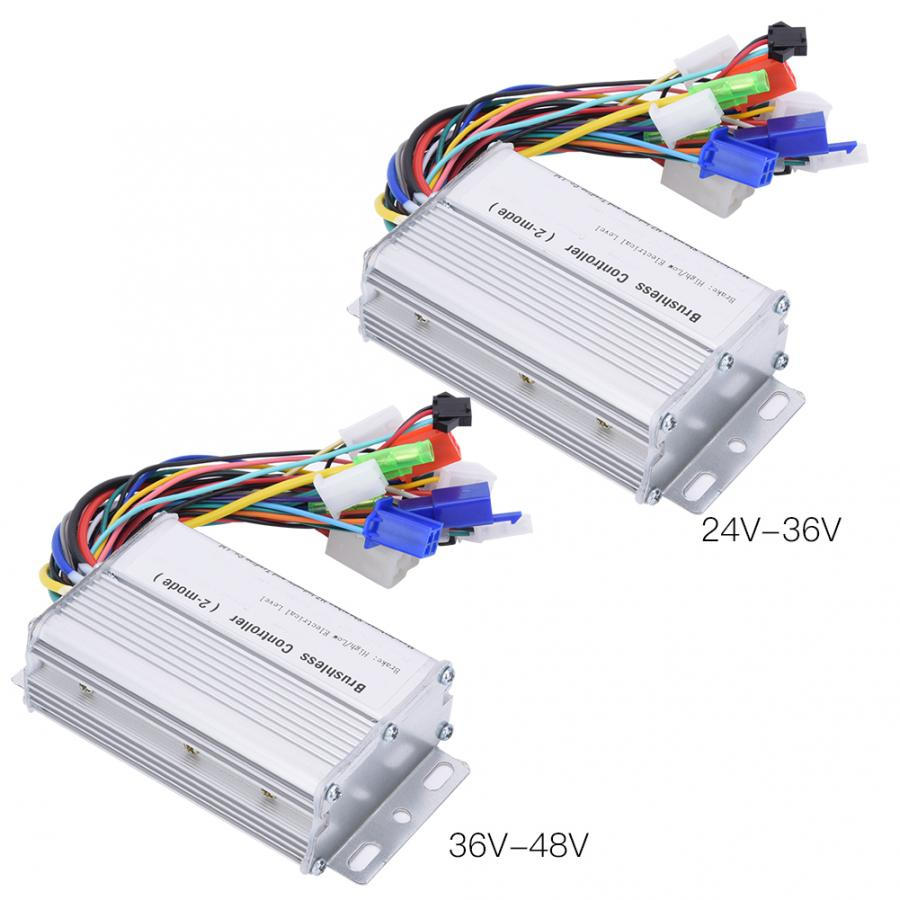 24-48V 350W Electric Bicycle Brushless Motor Controller for Electric Scooter E-bike Electric Bicycle Motor Controller