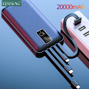 FERISING 20000mAh Power Bank L
