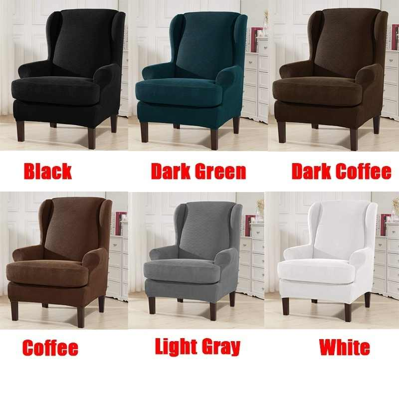 Arm Wingback Cover Wing Chair Covers