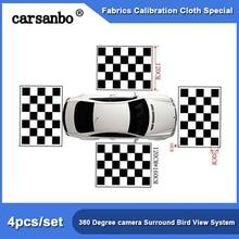 Calibration Cloth Debugging-Clothes Surround-Bird 360-Degree-Camera View-System 4 Carsanbo