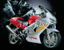 New ABS Whole Fairings Kits Fit For Honda VFR800 98 99 00 01 VFR 800 RR VFR800RR 1998 1999 2000 2001 Red Silver