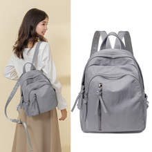 DAI.MM HOT SALE 2019 NEW Fashion women's backpack Leisure trend Oxford women's backpack Brand designer high quality Backpack