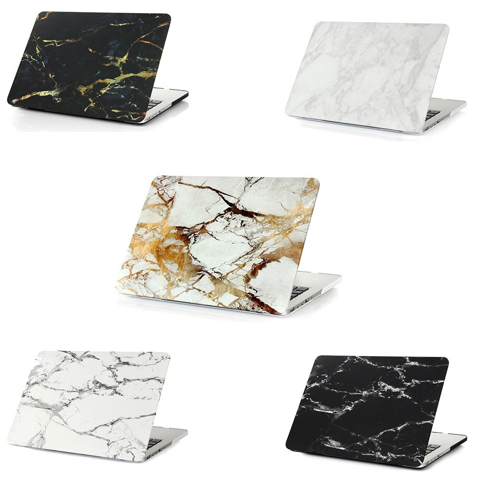 Marble Camo flower notebook Cover Laptop Case For font b Apple b font font b MacBook