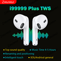 Оригинальные беспроводные наушники i99999 Plus TWS Bluetooth, супер бас, наушники PK i90000 i999999 i900000