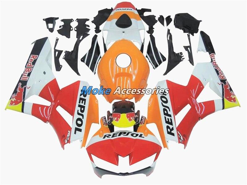 Комплект обтекателей для мотоцикла подходит honda cbr600rr 2013