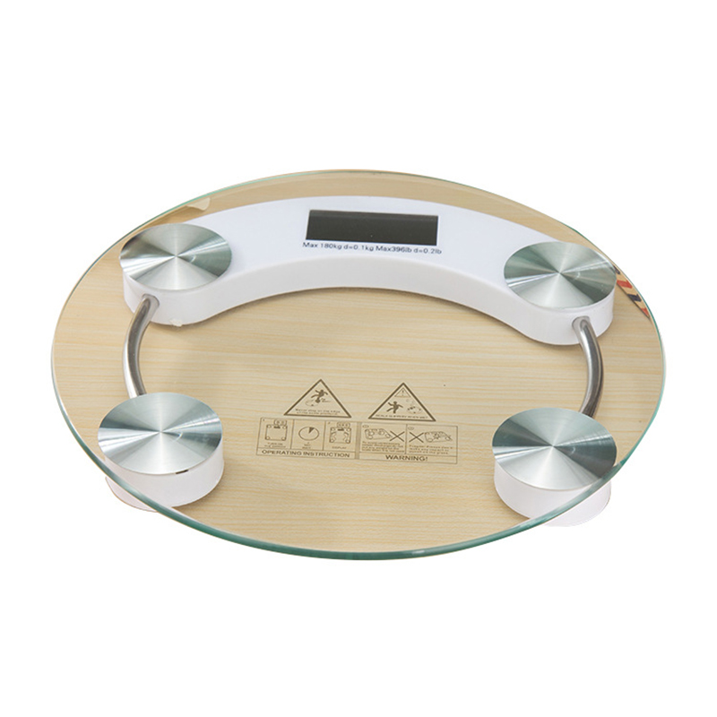 Weighing Scales Led Digital Display Weight Weighing Floor Electronic Smart Balance Body Household Bathrooms Bathroom Scales     - title=