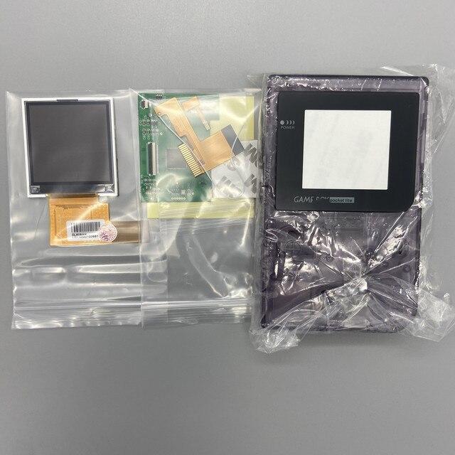 2.2 بوصة GBP شاشة إل سي دي عالية الإضاءة و قذيفة جديدة ل جيمبوي جيب ، GBP شاشة LCD
