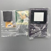 Pantalla LCD de alto brillo GBP de 2,2 pulgadas y carcasa nueva para Gameboy de bolsillo, pantalla LCD GBP