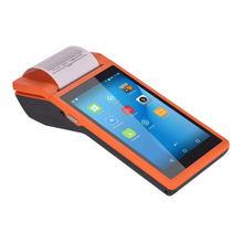 NETUM – imprimante de reçus avec PDA, Android, Portable, Bluetooth, WiFi, 3G, NFC, collecteur de données, Scanner de codes-barres Portable, tout-en-un