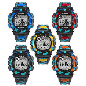 Electronic Watch Girl Sports Waterproof Kids Gift Child Boy for Multifunction